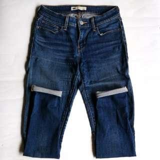 Levi's Skinny Denim Jeans