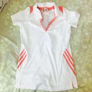 Lady Adidas tops white size M