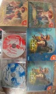 Sega DC games 沙木1&2