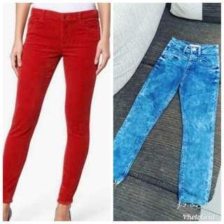 (Offer) Bershka & Forever 21 Skinny Jeans