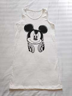 BRAND NEW Mickey Mouse Comfy Dress