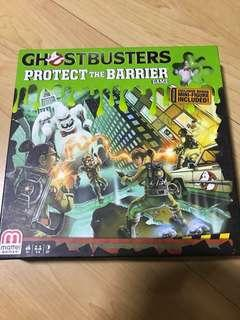 Ghostbusters protect the barrier board hame