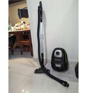 Ultra Silence Green Vacuum