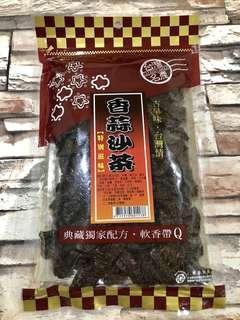 🚚 豆干小食(香蒜沙茶)