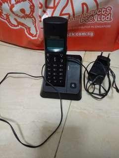 Cordless house phone Alcatel
