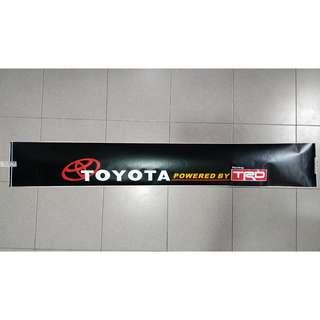Sunshade For Toyota Front Windscreen