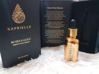 Exotic Face Serum - Roses & Gold