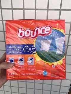 美國Bounce 4合1衣物柔順紙2盒裝