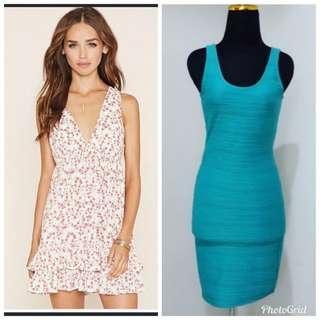 (Offer) Forever 21 and G&H Dresses