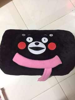 熊本熊暖手枕