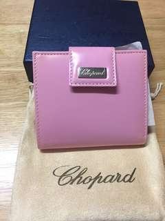 Chapord粉紅色銀包