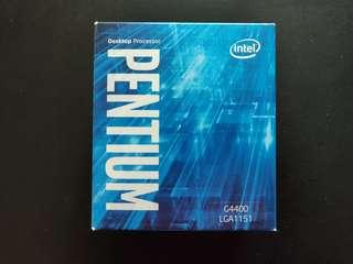 INTEL PENTIUM G4400 3.3GHZ 3MB CACHE 2 CORES/2 THREADS LGA1151