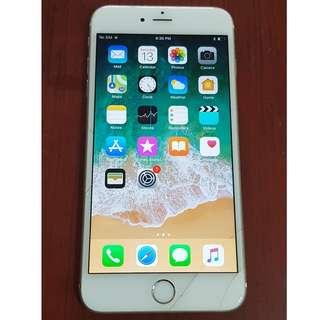 iPhone 6 plus 16gb gold Version 11.4 (15F79) Model MGAA2ZP/A