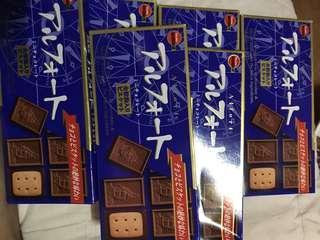Alfort chocolate japan