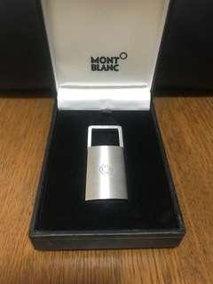 AUTHENTIC MONT BLANC KEY RING