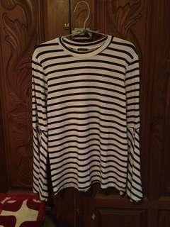 Stripes tee import