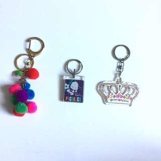 PLOVED: Keychain Bundle