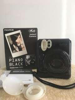 Instax Camera 50s Piano Black