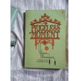 Novel Prisca Primasari Priceless Moment
