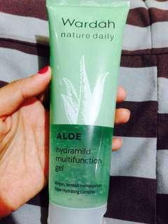 Aloe vera gel (hydramild multifunction gel)