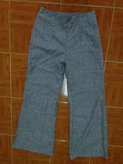 NEW Grey Slack/Palazo
