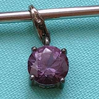 🈹Thomas Sabo purple charm