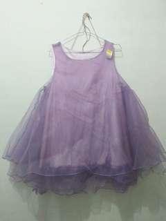 Purple Mini Dress (Reprice)