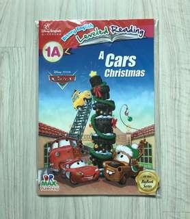 Disney English - a Cars Christmas