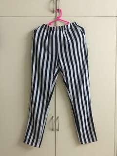 B&W Square Pants