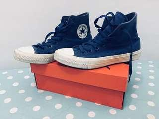 Converse Chuck Taylor II All Star Navy High