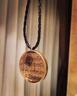 Musical 🎼 Costume Pendant Necklace