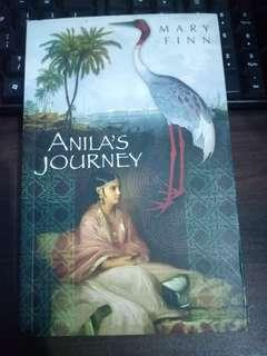 Anila's Journey by Mary Finn