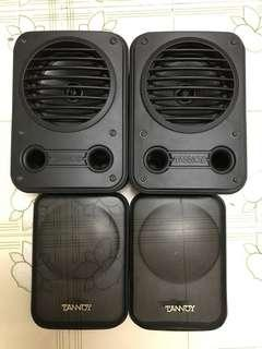 TANNOY 全音喇叭 Made in Great Britain
