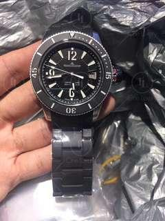 Jaeger LeCoultre Master Compressor Diving Automatic Navy Seal Dark