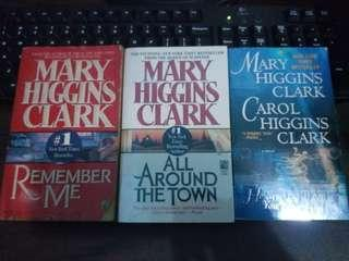 Bundle - Mary Higgins Clark