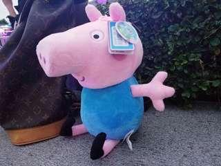 全新35cm Peppa pig