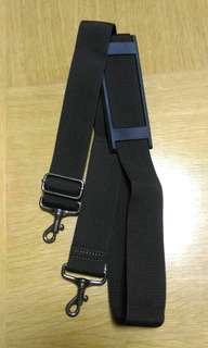 啡色斜揹袋帶