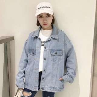 🚚 [PO] Denim Jacket