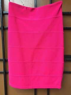 NY Square Bondage Skirt