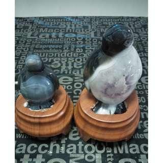 Agate Penguins