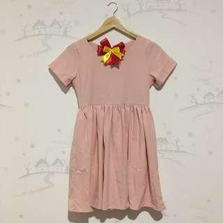 Basic Pink Dress