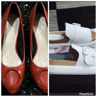 (Offer) Carlo Rino Shoes & Daphne Sandals
