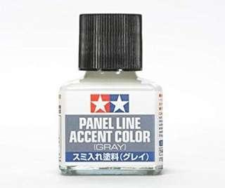 Tamiya Panel Line Accent Color Grey
