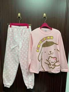 全新日本限定Sanrio 布丁狗套裝(150碼) 送順豐站