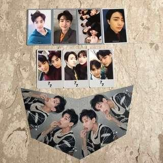 WTT/WTS GOT7 7for7 Photocards