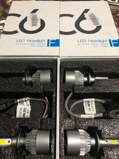 C6 H7 Led Headlights