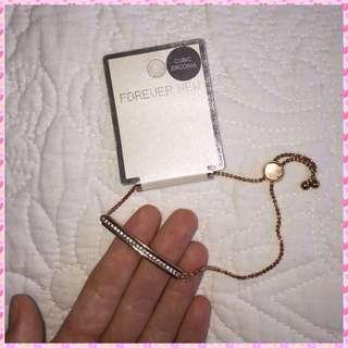 Brand New Gold Bracelet