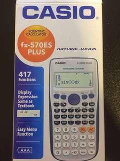 🚚 Casio fx-570ES Plus Calculator