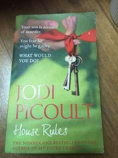Jodi Picoult -House rules