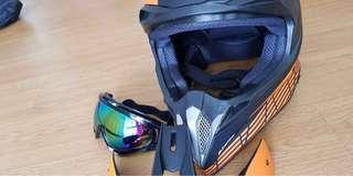 KTM Scooter Helmet